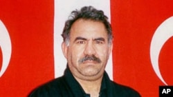 Pemimpin Partai Pekerja Kurdistan (PKK), Abdullah Ocalan (Foto: dok).
