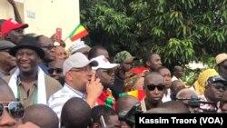 Bamako: Djamana tigui sigui kalata, Kassim Traore fe.