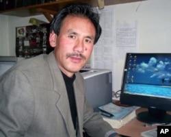 西藏流亡议会议员格桑坚赞