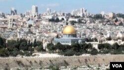 Kršćane u Jeruzalemu jedino zanima nesmetan pristup svetim mjestima