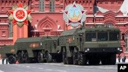 Nga từng tuyên bố triển khai hệ thống Iskander tới Kaliningrad theo định kỳ.
