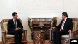 Davutoğlu: 'Suriye'de Kan Durmalı; Siyasi Reform Yapılmalı'