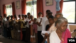 A non-profit company So Others May See travels to where they are most needed. SOMS supplies mobile clinics to provide eye care service to remote Sri Lankan villages. (Courtesy Photo/SOMS)