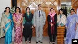 علاقائی کشیدگی کم کرنے میں خواتین پارلیمنٹیرین کے کردار پر زور