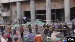 埃及爆炸事件不斷