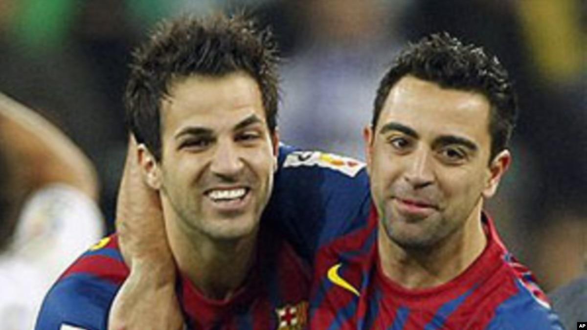 Barcelona Ta Lallasa Real Madrid
