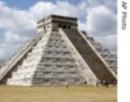 Some scientists speculate the inability to adapt to climate change doomed the Mayans of Central America.