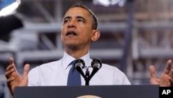 Rais wa Marekani Baracka Obama alipewa taarifa za njama hizo kwanza.