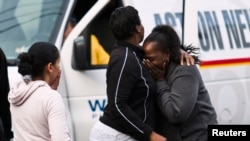 Los vecinos del agresor fueron evacuados mientras duró la crisis que se agudizó el viernes con el atrincheramiento del sospechoso.