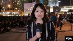美国之音记者李逸华