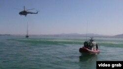 墨西哥加強取締刺網的巡邏 (視頻截圖)