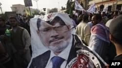 Maandamano dhidi ya rais Morsi.