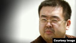 김정남 씨의 과거 모습 (자료사진)