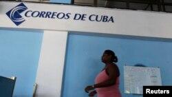 El correo entre Cuba y Estados se desarrolla a través de terceros países.