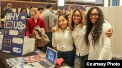 The 2018 Spring Student Involvement Fair took place at the Ohio State University Student Union on Jan. 18th, 2018.