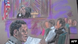 Guantanamo'da Tutulan Terör Zanlısının Davası New York'ta Sivil Mahkemede Başladı