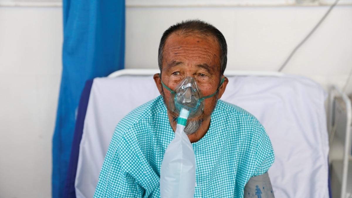 AS Beri Afghanistan 3 Juta Dosis Vaksin COVID