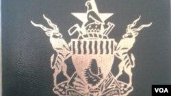 Zimbabwe Passport