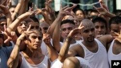 Las pandillas son causa principal de la violencia en Honduras y El Salvador.