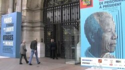 Paris Exhibit Captures Mandela's Journey