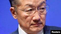 Президент Всемирного Банка Джим Ен Ким