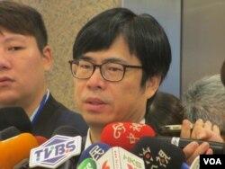 民进党立委陈其迈