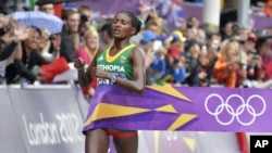 Afrika yawika katika riadha Olympiki