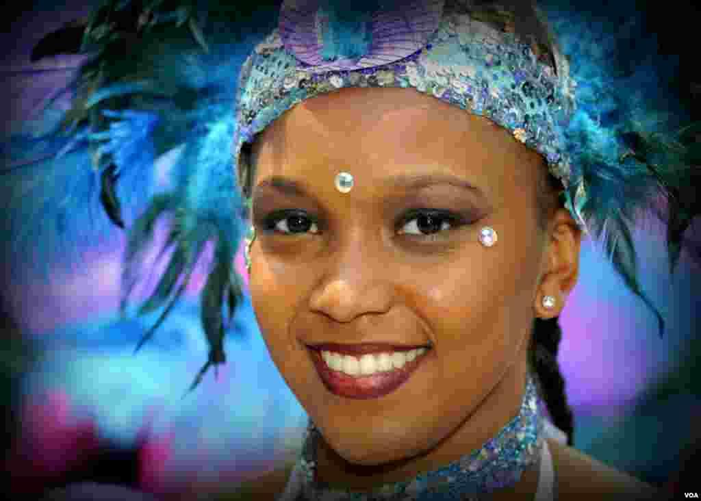 Карнавал стран Карибского бассейна