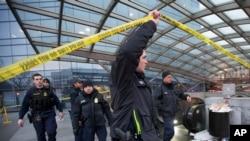 El incidente en la estación del Metro L´Enfant Plaza, en Washington, causó la evacuación de pasajeros.