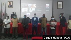 Novos eleitos para o Sindicato de Jornalistas Angolanos, 28 de Agosto de 2021