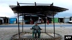 Աֆղանստանի հարավում ոստիկանության հեղինակությունը ցածր է