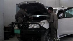 In Afghanistan, A Surplus of Armored Vehicles Ahead of NATO Pullout
