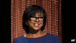 Cheryl Boone Isaacs, Beverly Hills, Calif., le 14 janvier 2016. (Chris Pizzello/Invision/AP)