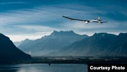 Solar Impulse Flies From Madrid to Morocco