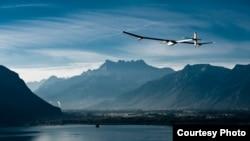 Solar Impulse Flies From Madrid to Morocco