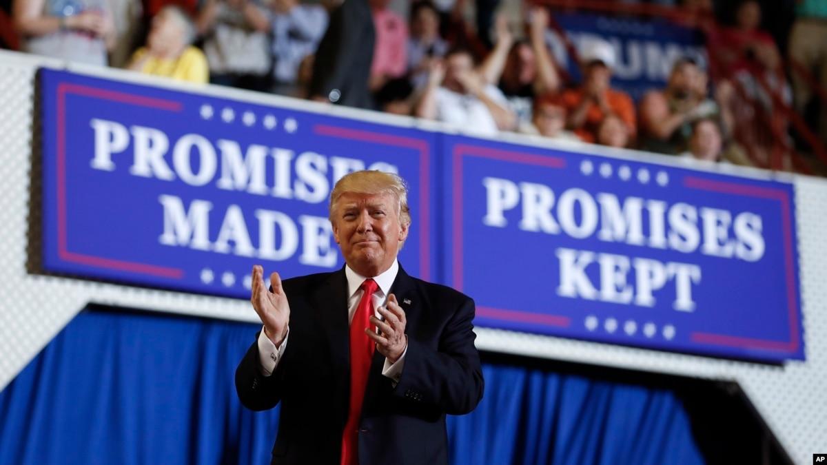Beyond 100 Days, Trump Faces More Legislative Challenges
