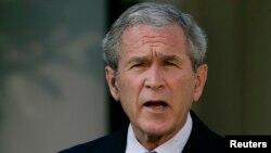 조지 W. 부시 전 미국 대통령.