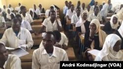Lancement officiel du Bac des réfugiés soudanais à l'est du Tchad, le 17 juillet 2017. (VOA/André Kodmadjingar)