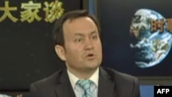 Голова Американської асоціації уйгурів Алім Сейтоф