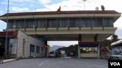 Kakavije, Albania-Greece border