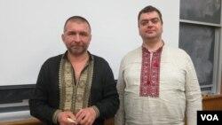 Константин Могильник и Ярослав Овсиенко