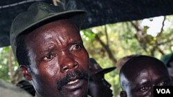 Joseph Kony, u južnom Sudanu ,Nov 2006 (file photo)