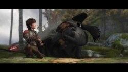 Cine: Cómo entrenar a tu dragón