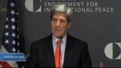 Kerry: 'Viyana En Umut Verici Fırsat'