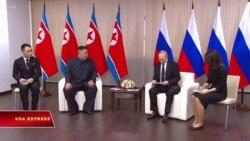 Nga-Triều cam kết tăng cường quan hệ