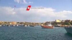 意大利在地中海救起1500難民