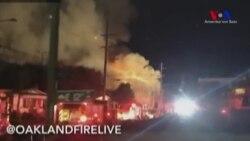 California'daki Yangında Ölü Sayısı 33'e Yükseldi