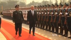 As US China Seek Closer Military Ties, Differences Loom Large