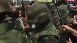 ادامه برخوردهای خيابانی در تايلند