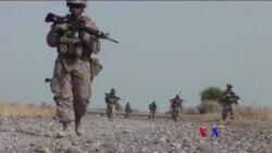 2017-09-01 美國之音視頻新聞: 馬蒂斯簽署向阿富汗增兵命令 (粵語)
